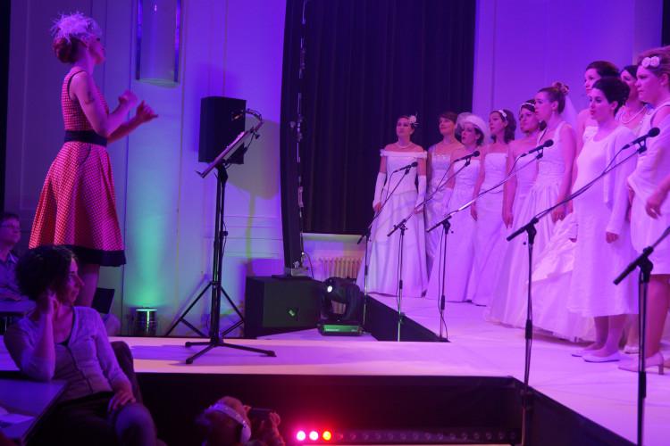 Damenchor Chur Süd | Auftritt 29. 03. 2014