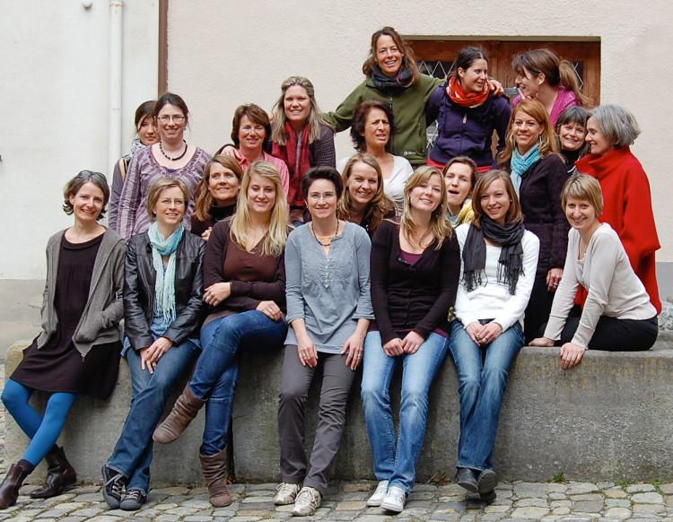 Damenchor Chursued: März 2011