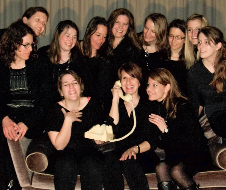 Damenchor Chursued: Gründungsjahr März 2010